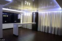 """Эксклюзивная квартира, с дорогой отделкой в стиле """"хай-тек"""" минимализм"""