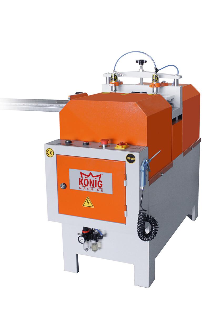 Автоматическая пила для резки штапика Konig Machine