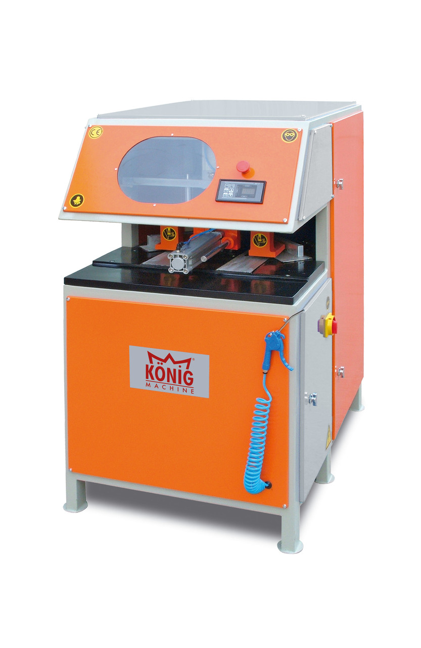 Автоматический углозачистной станок Konig Tools Machine