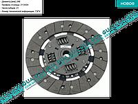 Диск сцепления ( фередо ) ( 240 мм ) 324028310 Citroen JUMPER 1994-2002, Peugeot BOXER 1994-2002, Fiat DUCATO 230 1994-2002