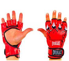 Перчатки для смешанных единоборств MMA Everlast. Распродажа!
