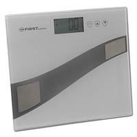 Весы напольные диагностические FIRST FA-8006-1 Grey