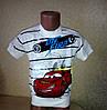 Футболка-тениска детская Тачки для мальчиков