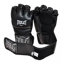 Рукопашные перчатки винил Everlast EVDX364. Распродажа!
