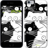 "Чехол на iPhone 6 Коты v2 ""3565c-45"""