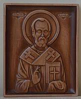 Икона Николая Чудотворца (Угодника) (160х200х18)