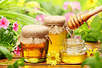 Натуральный домашний мёд 2018