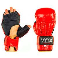 Перчатки для рукопашного боя Velo VL-8104. Распродажа!