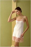 Сорочка летняя Shato - 406 (женская одежда для сна, дома и отдыха, домашняя одежда, ночная рубашка)
