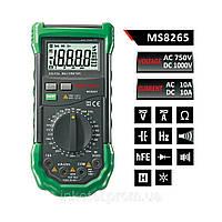 Mastech MS8265 Цифровой мультиметр DCV, ACV, DCА, ACA, R, С, F