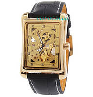 Мужские часы Winner Square Gold