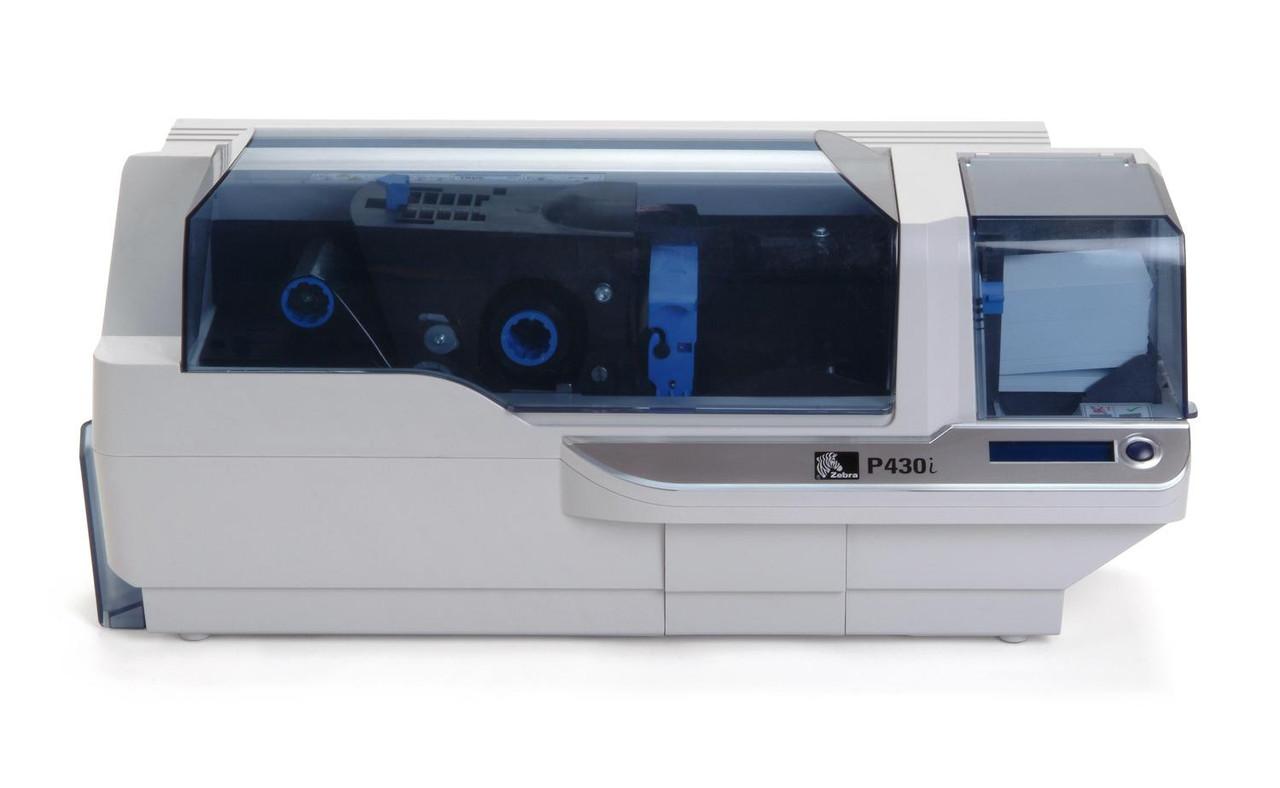 Карточный принтер Zebra P430i