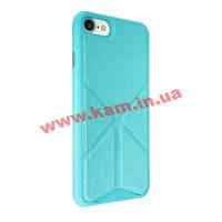 Чехол для iPhone 7 Ozaki O!coat-0.3+ Totem Versatile Blue (OC777BU)