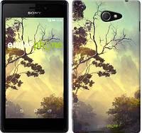 "Чехол на Xiaomi Mi2S Утро ""1045u-192"""