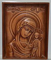 Ікона Казанської Божої Матері (160х200х18), фото 1