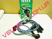 Провода свечные 2108- 2115 карбюраторные Tesla T135H (зеленые)