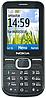 Китайский Nokia C01, 2 SIM, FM-радио, MP3. Mеталлический корпус.