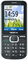 Китайский Nokia C01, 2 SIM, FM-радио, MP3. Mеталлический корпус., фото 1