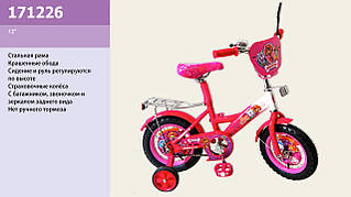Детский велосипед Paw Patrol