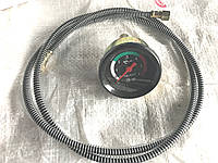 Указатели давления масла+трубка МТЗ мд-219 6 Атм (механический)