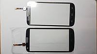 Сенсорное  стекло  Huawei B199 черное high copy.