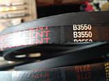 Приводний ремінь B(Б)-3550, фото 2