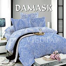 Комплект постельного белья Вилюта поплин Дамаск 004 полуторный