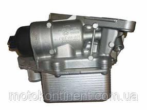 8201005235 Масляный охладитель (теплообменник) Renault Master