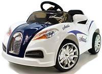 Детский электромобиль Bugatti Smile с пультом управления