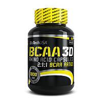 BioTech BCAA 3D 90 капс.