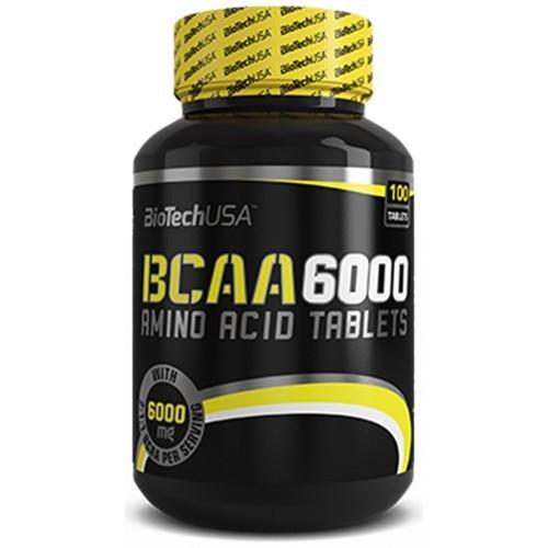 BioTech BCAA 6000 100 tab