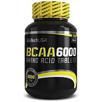 BioTech BCAA 6000, 100 таб.