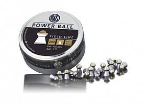 Пули RWS Power Ball 0,61 гр./ 200 шт.