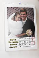 Свадебные календари печать
