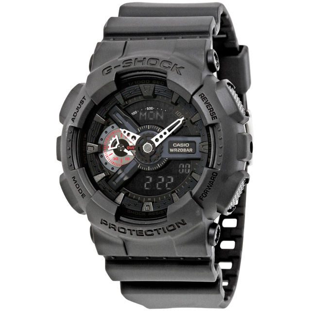 Часы мужские Casio G-Shock GA-110MB-1AER