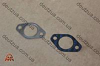 Прокладка выпускного коллектора Дойц (Deutz) 1012, 1013 (04283299)