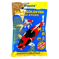 Tropical Koi & Gold Basic Sticks корм для ставкових риб в паличках, 10 л