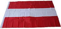 Национальный флаг Австрии 90х150см