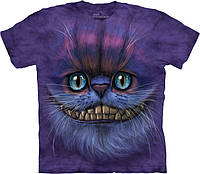 Футболка The Mountain BIG FACE CHESHIRE CAT