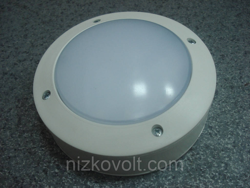 """Светодиодное освещение для ЖКХ """"Накладной LED светильник потолочный"""""""