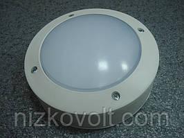 """Світлодіодне освітлення для ЖКГ """"Накладий LED світильник стельовий"""""""