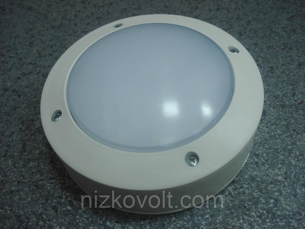 """Светодиодное освещение для ЖКХ """"Накладной LED светильник потолочный"""", фото 1"""