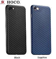 Чехол для iPhone 7 - HOCO Ultra thin series carbon fiber, разные цвета