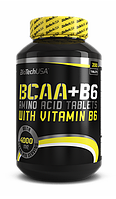 BioTech BCAA+B6 200 таб.