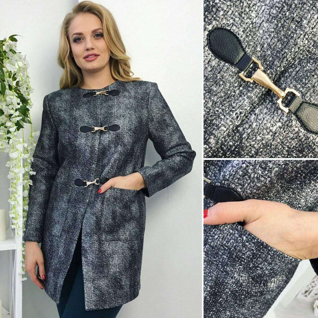 Пальто женское ботал арт 48273-109