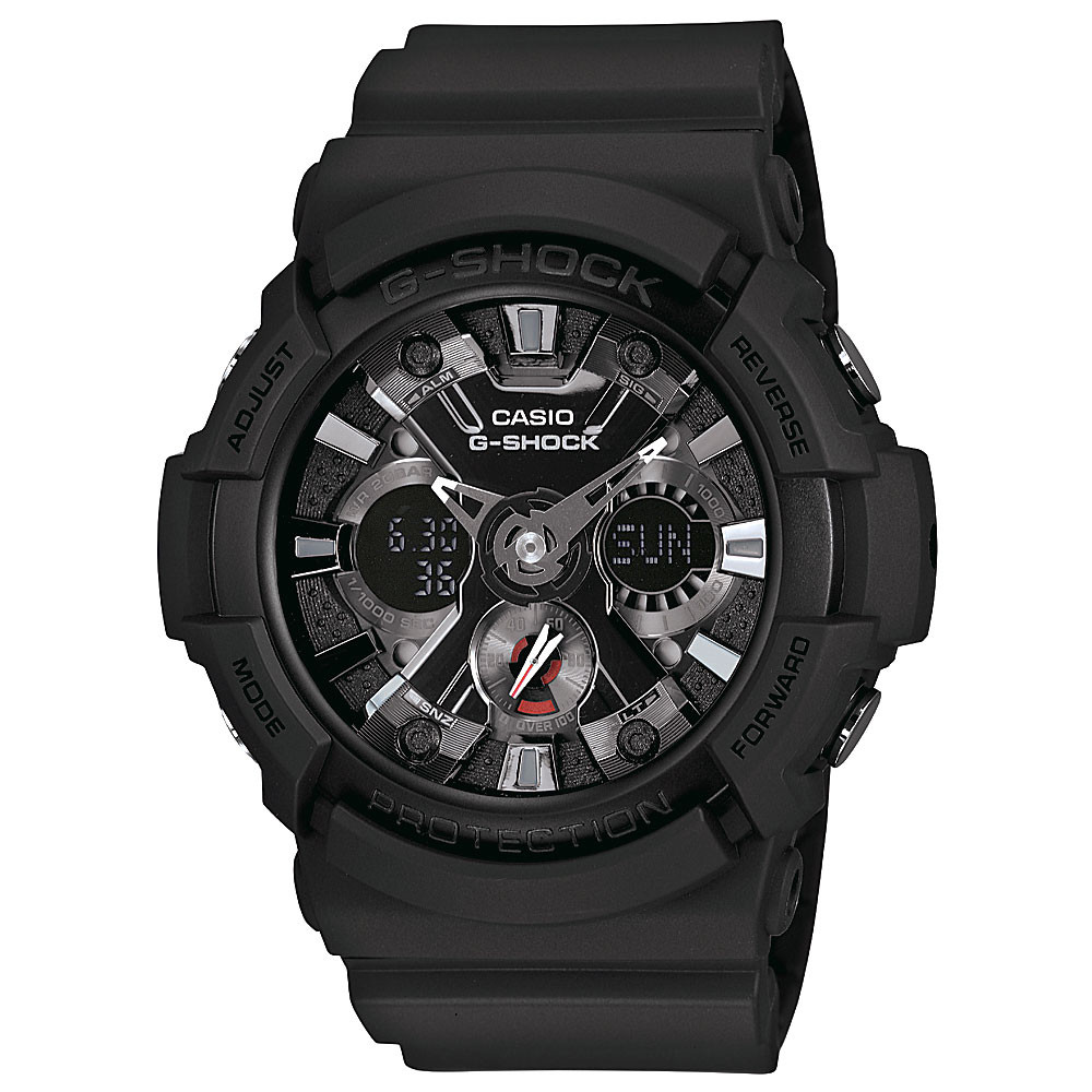 Часы мужские Casio G-Shock GA-201-1AER