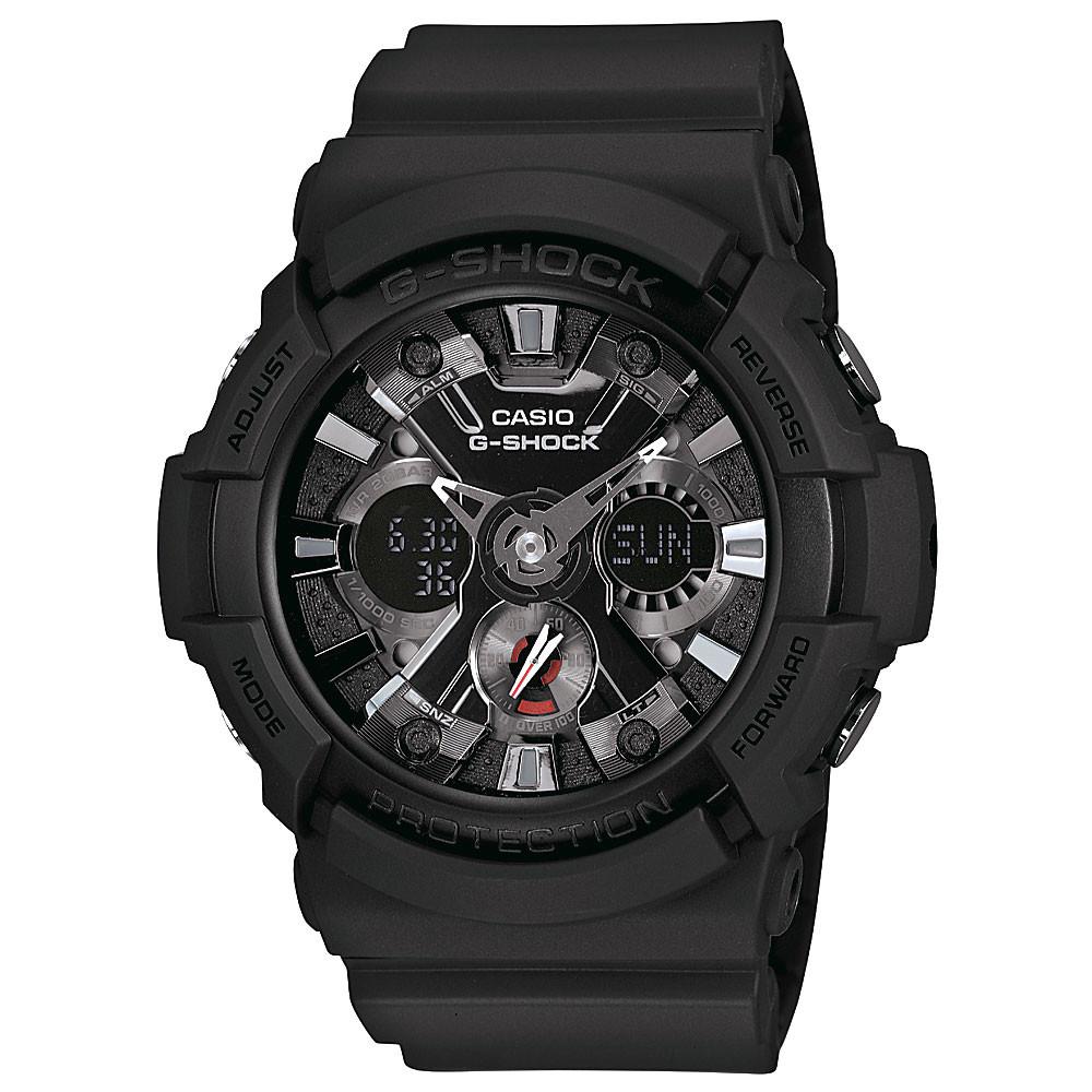 Годинники чоловічі Casio G-Shock GA-201-1AER