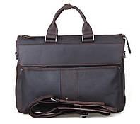 T1096A Мужская сумка-портфель натуральная кожа
