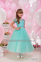 Детское выпускное платье 16019