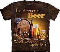 3-D футболка BEER OUTDOOR